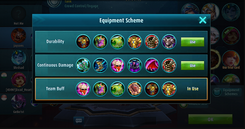 Cara Memilih Item Hero Mobile Legends Yang Benar Cara Memilih Item Hero Mobile Legends Yang Benar