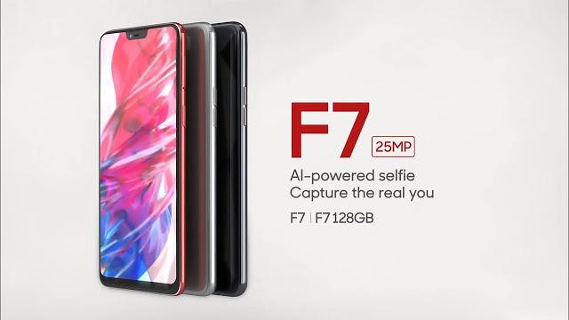 sendiri sudah hadir di India dengan tetap mengunggulkan kamera depannya yang dilengkapi k Fitur Terbaru Smartphone OPPO F7