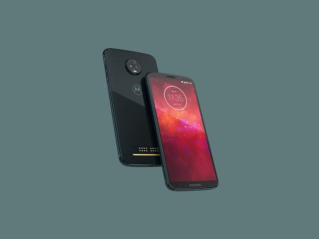 secara resmi diluncurkan oleh Motorola dengan layar lebih besar Moto Z3 Play Hadir dengan RAM 4 GB dan Snapdragon 636