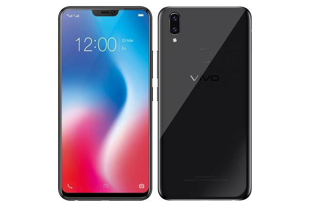 memang mempunyai tampilan layar luas dengan layar FullView Display yang menarik alasannya ialah men Perbedaan Vivo V9 4GB dan 6GB
