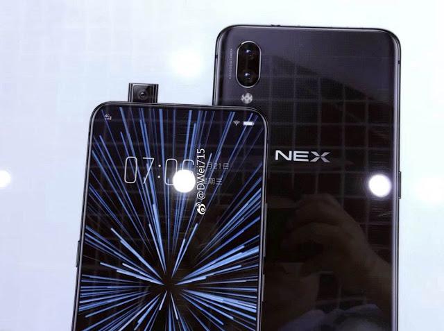 Beberapa waktu kemudian telah muncul sedikit bocoran mengenai smartphone terbaru dari Vivo yan Vivo NEX S dengan Snapdragon 845 dan RAM 8 GB