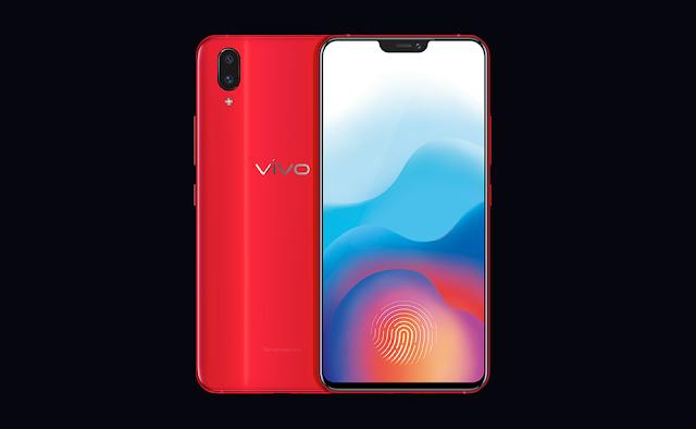 Pada hari yang sama dengan peluncuran OPPO R Vivo X21 Hadir dengan RAM 6 GB dan Snapdragon 660