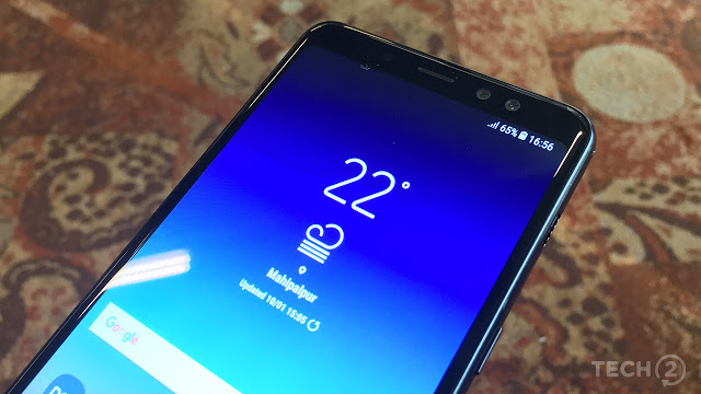Keduanya memperlihatkan beberapa fitur yang sebelumnya hanya bisa ditemukan di seri flagship Kelebihan dan Kekurangan Samsung Galaxy A8+