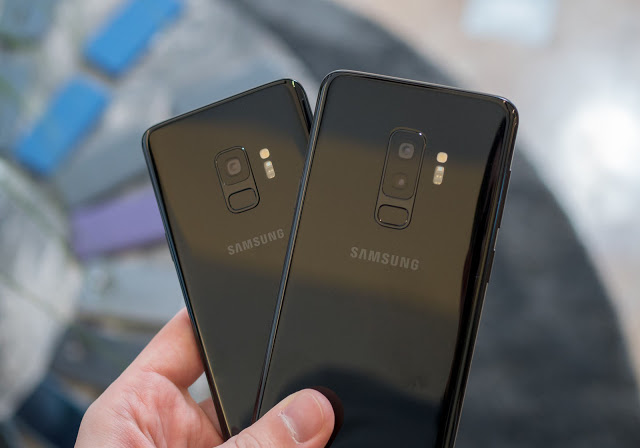 karenanya Samsung telah resmi merilis duo Galaxy S Samsung Galaxy S9 dan Galaxy S9+ Resmi Diluncurkan