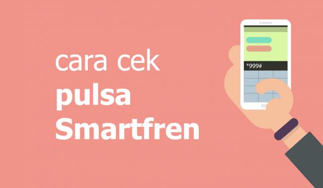 Smartfren merupakan salah satu operator seluler yang cukup terkenal dengan tarifnya yang sa Cara Cek Pulsa Smartfren