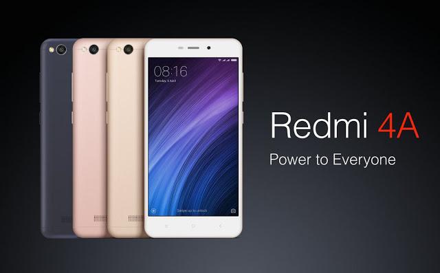 LTE Xiaomi di Indonesia yang telah berhasil lolos TKDN sampai  Cara Screenshot di Xiaomi Redmi 4A