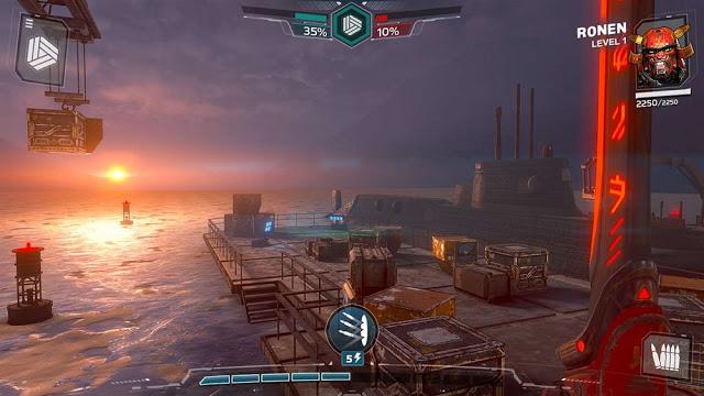 Sejak pertama kali mendarat di Android dan iOS Game Modern Combat Versus Sudah Tersedia