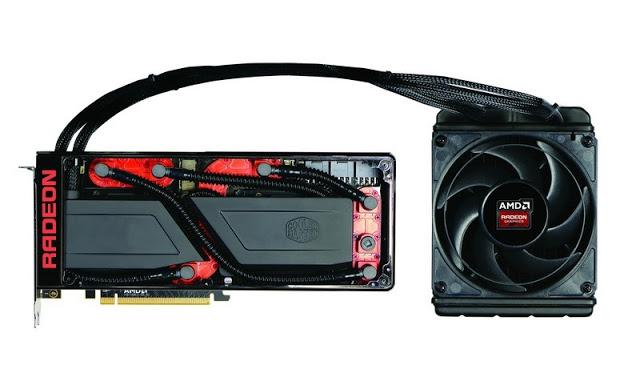 AMD Radeon Pro Duo Kartu Grafis dengan Dual GPU AMD Radeon Pro Duo Kartu Grafis dengan Dual GPU