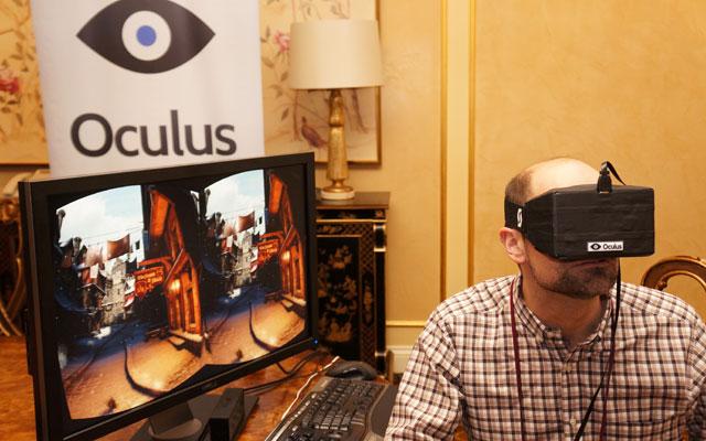 Bermain VR dengan Oculus Ritft Tak Perlu PC Spek Tinggi Bermain VR dengan Oculus Ritft Tak Perlu PC Spek Tinggi