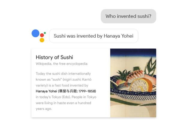 Google Assistant Asisten Pribadi yang Pintar Google Assistant Asisten Pribadi yang Pintar